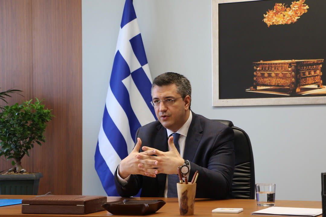 Σύσκεψη του Προέδρου της Ευρωπαϊκής Επιτροπής των Περιφερειών ...
