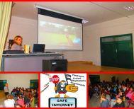 Ενημερωτική ομιλία με θέμα: «Εφηβεία και Διαδίκτυο» από την ΠΡΟΣΒΑΣΗ στο Μουσικό Σχολείο Βέροιας
