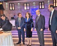 Με το βλέμμα στη νίκη της Ν.Δ. στις προσεχείς εκλογές, η ΝΟΔΕ Ημαθίας έκοψε την πίτα παρουσία του Κ. Χατζιδάκη