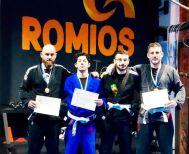 Διακρίσεις ΑΣ Ρωμιός στο Πανελλήνιο Πρωτάθλημα Brazilian Jiu Jitsu
