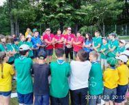 Κατασκήνωση 5ης Αγέλης : Οι Γαλάτες ταξίδεψαν στο χωριό τους