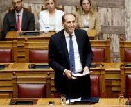 Aπ. Βεσυρόπουλος: «Νέα σελίδα για την ελληνική οικονομία με τα 32 δις ευρώ του Ταμείου Ανάκαμψης»