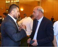 Ορίστηκε η συνάντηση με πρόεδρο της ΕΠΟ Βαγγέλη Γραμμένο