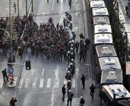 «Αστακός» η Αθήνα για την 17 Νοέμβρη: Drones, ελικόπτερο και 5.000 αστυνομικοί επί ποδός