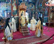 Κυριακή Απόκρεω στον Ιερό Ναό Αγίου Γεωργίου στο Μακροχώρι - Παρακολουθείστε σήμερα στις 7:00 μ.μ. την ομιλία του Μητροπολίτη με θέμα: «Το μαρτύριο των Αγίων Τεσσαράκοντα Μαρτύρων»