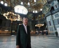 Ερντογάν: Δεν υπάρχει συμφωνία Ελλάδας και Αιγύπτου, ξεκινάμε γεωτρήσεις