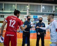 Οι διαιτητές του Φάιναλ-4 Λιγκ Καπ «Ν. Σαμαράς» 2020-2021 στη Βέροια
