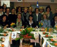 Επίσημη επίσκεψη της Διοικητή της 247 Περιφέρειας INNER WHEEL Ελλάδας στον Όμιλο I.W. Βέροιας