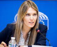 Η Εύα Καϊλή  στη Βέροια για την πολιτική εκδήλωση του Κινήματος Αλλαγής