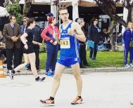5oς ο Στάμος στο Βαλκανικό Πρωτάθλημα βάδην, 7η η Μποχώρη στο Παν/νιο Πρωτάθλημα Βάδην