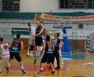 Μπάσκετ Β' Εθνική Στην 4άδα ο Φίλιππος 65-61 την ΧΑΝΘ