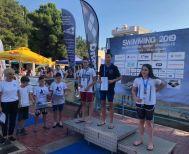 ΠΑΝΕΛΛΗΝΙΟ πρωτάθλημα κολύμβησης - Πρωταγωνιστές οι αθλητές του ΝΗΡΕΑ Βέροιας στην κολύμβηση