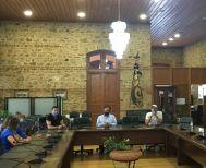 Με αθλητές του Ο.Κ.Α. «Βικέλας Βέροιας» συναντήθηκε ο Δήμαρχος Βέροιας