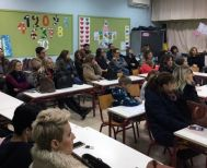 Ευχαριστήριο του Συλλόγου Γονέων και κηδεμόνων του 9ου Δημοτικού Σχολείου Βέροιας