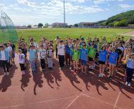 Αποτελέσματα  Αγώνων στίβου Δημοτικών Σχολείων Δήμου Νάουσας 2019