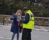 Συνεχίζονται οι έλεγχοι της Δημοτικής Αστυνομίας Βέροιας