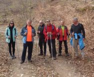 ΚΟΥΜΑΡΙΑ - 5 ΠΥΡΓΟΙ: Με τους Ορειβάτες  Βέροιας