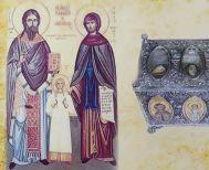 Τα λείψανα των Αγίων Ραφαήλ, Νικολάου και Ειρήνης στον Ι.Ν. Αγ. Παρασκευής Πατρίδας Ημαθίας - Από 21 έως 27 Ιουλίου - Το Πρόγραμμα των Ιερών Ακολουθιών