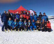 11 Κύπελλα και 15 Μετάλλια για τον ΕΟΣ Νάουσας  στο Πανελλήνιο Πρωτάθλημα Σκι Δρόμων Αντοχής και Διεθνή αγώνα fis