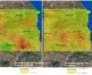 Φωτιά στο Μάτι: Aυξημένος ο κίνδυνος καρκινογενέσεων όπου υπάρχει επιμόλυνση από την πυρκαγιά σύμφωνα με έρευνα του ΑΠΘ