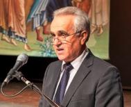 Συγκλονισμένος  ο πρόεδρος της ΕΠΣ Ημαθίας Στέργιος Μουρτζίλας  από τον ξαφνικό  θάνατο του Χρ. Πετρίδη