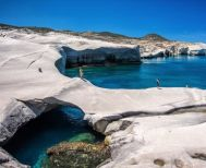 Ένα ελληνικό νησί στην κορυφή της Ευρώπης