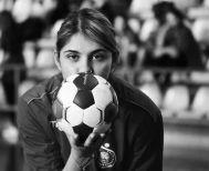 Συνεχίζει στην γυναικεία ομάδα χαντ μπολ του  Φιλίππου  η Φωτεινή Νούσια
