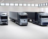 Τα φορτηγά του αύριο: Ηλεκτρισμός και υδρογόνο κινούν τις επίγειες μεταφορές
