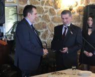 Κοπή Βασιλόπιτας της Ομοσπονδία Εμπορικών Συλλόγων Δυτικής & Κεντρικής Μακεδονίας