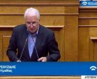 Γιώργος Ουρσουζίδης: Ψήφος Εμπιστοσύνης στην κυβέρνηση Βουλή των Ελλήνων 15.01.2019