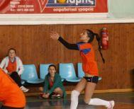 ΓΑΣ Αλεξάνδρεια τμήμα πετοσφαίρισης. Συνεχίζει η Ελισάβετ Δρίζη.