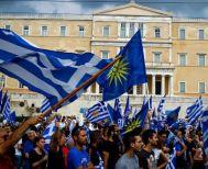 Έρευνα MRΒ: Το 70% των Ελλήνων λέει «ΟΧΙ» στη Συμφωνία των Πρεσπών