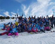 Διεθνής αναγνώριση για τον ΣΧΟ Βέροιας! -  3ος στα βραβεία της Παγκόσμιας Ομοσπονδίας για το καλύτερο event την Παγκόσμια Ημέρα Χιονιού!