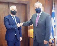 Βορίδης-Τσαβδαρίδης μίλησαν για εκλογικό νόμο και «Αντώνη Τρίτση»