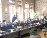 ΧΘΕΣ ΣΤΗ ΒΕΡΟΙΑ -  Με μείζον θέμα το Τελωνείο στη Κουλούρα συνεδρίασε το Περιφερειακό Συμβούλιο