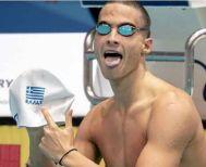Κολύμβηση: Παγκόσμιος πρωταθλητής ο Απόστολος Παπαστάμος με παγκόσμιο ρεκόρ στα 400μ. μεικτή