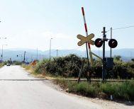 Πρέπει να αποκατασταθεί το πρόβλημα  στις σιδηροδρομικές διαβάσεις Μονοσπίτων
