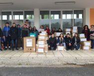 Ο Δήμος Βέροιας ευχαριστεί το 1ο ΕΠΑΛ για τη συμμετοχή του, στη συλλογή απαραίτητων ειδών για άτομα με δυσμενείς οικονομικές συνθήκες