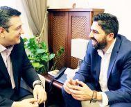 Παραιτήθηκε ο Φ. Παπάς από αντιπεριφερειάρχης για να κατέβει στις βουλευτικές εκλογές