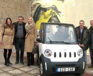 Ένα μικρό ηλεκτρικό αυτοκίνητο προστέθηκε στο «επιτελείο» της ΔΕΥΑΒ
