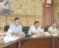 Σε «καλοκαιρινούς» χρόνους  η χθεσινή συνεδρίαση  του Δημοτικού Συμβουλίου Βέροιας