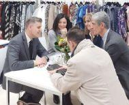 Η Περιφέρεια Κεντρικής Μακεδονίας στηρίζει  την εξωστρέφεια του κλάδου ένδυσης – κλωστοϋφαντουργίας με συμμετοχές σε δύο μεγάλες διεθνείς εκθέσεις μόδας
