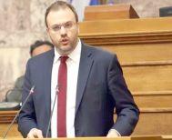 Εκτός Κ.Ο.του Κινήματος Αλλαγής ο Θ. Θεοχαρόπουλος, που ψηφίζει τη συμφωνία των Πρεσπών