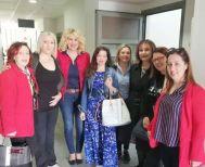 """Τα """"Παιδιά της Άνοιξης""""   και το Ειδικό Δημοτικό Σχολείο Αλεξάνδρειας επισκέφτηκε   κλιμάκιο της ομάδας γυναικών   της """"Ώρας Ευθύνης"""""""