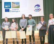 Δεύτερη ανταλλαγή μαθητών στο πλαίσιο του προγράμματος   Erasmus+ ΚΑ2 με τίτλο «Trans European Water Sustainability»