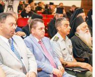 Πανηγυρική έναρξη χθες για το 25ο Διεθνές Επιστημονικό Συνέδριο της Μητρόπολης