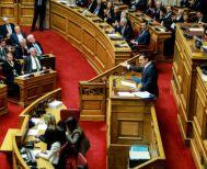 Πήρε την ψήφο εμπιστοσύνης η κυβέρνηση με τη στήριξη των 6 ανεξάρτητων βουλευτών