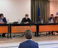 Μεσημεριανή συνάντηση Χρυσοχοίδη με τοπικές Αρχές της Ημαθίας για την πανδημία