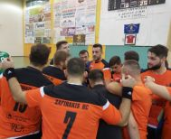 Handball Premier  Την 2η νίκη ο Ζαφειράκης κέρδισε τον Αερωπό 27-23