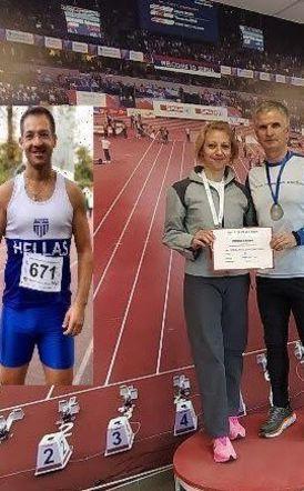 Διακρίσεις αθλητών του ΣΕΒΑΣ στο Βελιγράδι. Χρυσό ο Δημήτρης Κελεπούρης στα 3.000μ βάδην